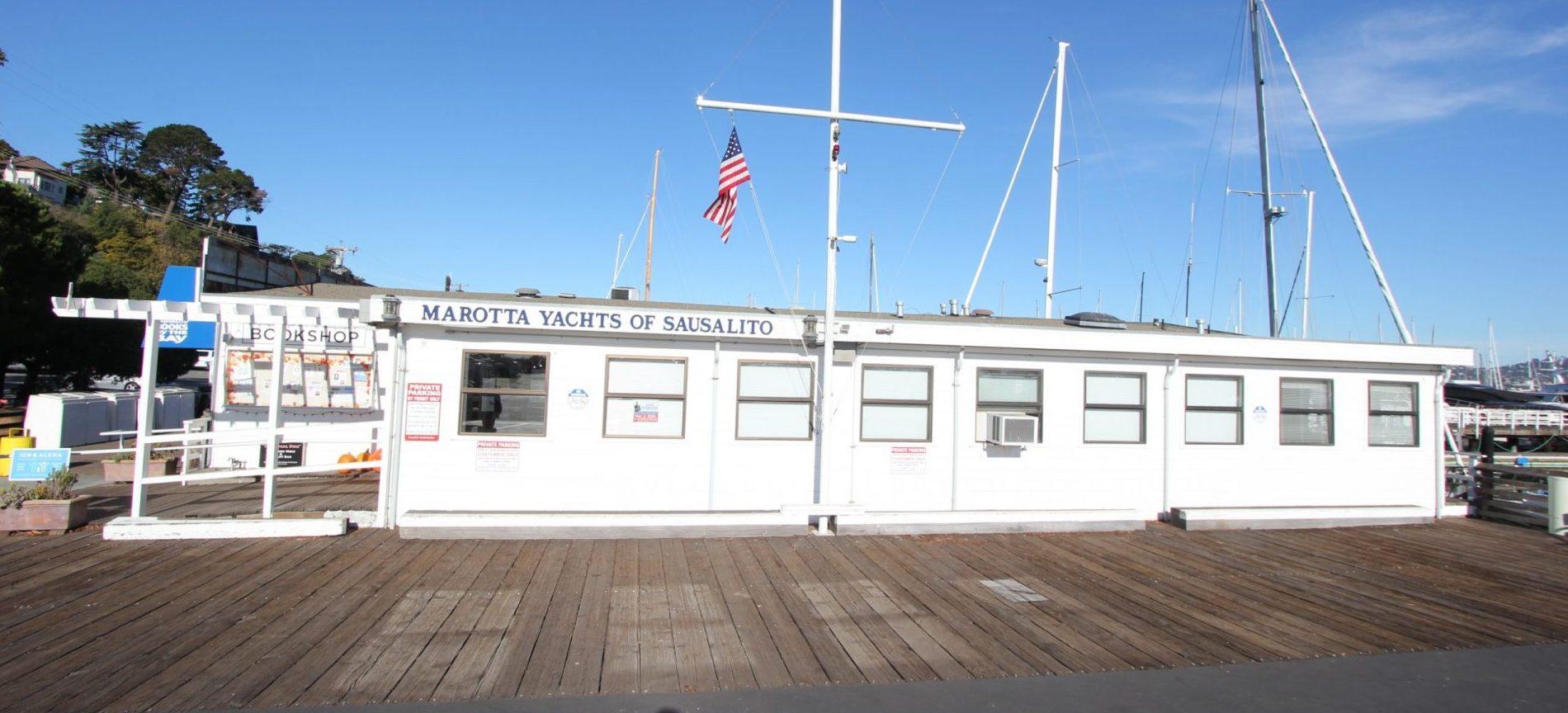 Marotta yachts office